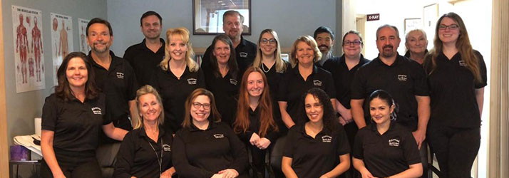 Chiropractic Groton CT Staff
