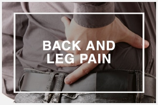 Back and Leg Pain